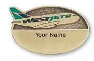 Custom Name Badges - Econo