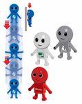 Custom Captain Clegg Robot Toy