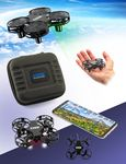 Custom Buzzing FPV Camera Mini Drone with Case