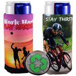 Slim Frio™ Beverage Holder (4CP/ Dye Sublimation)