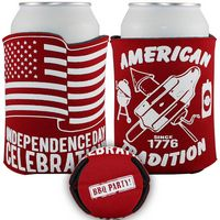 Crazy Frio™ Beverage Holder - Flag