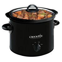 Crock-Pot® 3 Quart Manual Slow Cooker