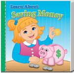 Custom Storybook - Learn About Saving Money