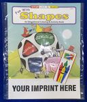 Fun With Shapes Coloring Book Fun Pack