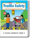 Custom Traffic Safety Coloring Book