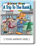 Custom A Trip to the Bank Sticker Book