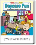 Custom Daycare Fun Coloring and Activity Book