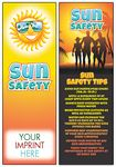 Sun Safety Bookmark