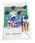 Custom Holiday Fun Activity Pad Fun Pack