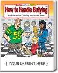 Custom How to Handle Bullying Coloring Book