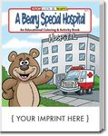Custom A Beary Special Hospital Coloring and Activity Book