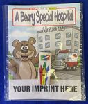 Custom A Beary Special Hospital Coloring Book Fun Pack