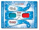 Custom 3D Bind-In - Red/Cyan - Perfect Bound - Custom Imprint