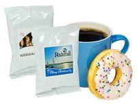 Full Pot French Vanilla Coffee Mug Stuffer w/White Foil Packaging (Printed Label)