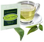 1.5 Oz. Individual Green Tea Bag (Direct Print)