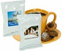 Full Pot Coffee Mug Stuffer w/White Foil Packaging (Printed Label)
