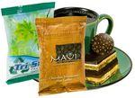 One Pot Custom Printed Gourmet Coffee Bag (Direct Printed)