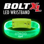 Custom BOLT-XL LED Wristband