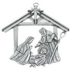 Custom Traditional Nativity Ornament