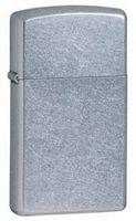 Zippo® Slimline Street Chrome Lighter