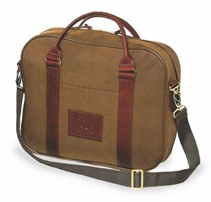 Attache Bag (Sueded Pebblegrain)