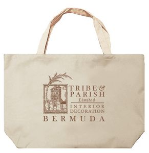 Medium Convention Tote Bag (10 Oz. Natural Canvas) - 659LN - IdeaStage  Promotional Products afda47c34d9a7