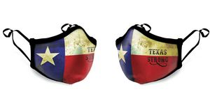 Texas Strong Mask Samples We Ship Out