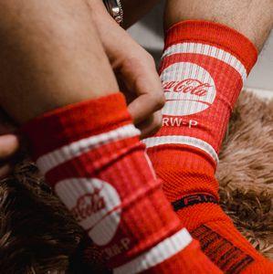 Premium Full Color Crew Socks