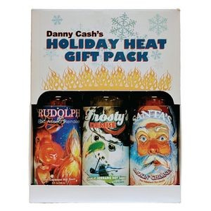 Holiday Heat Gift Packs