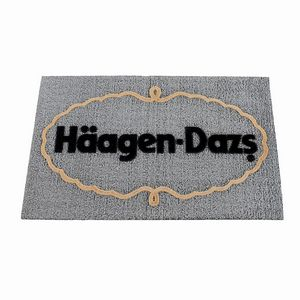 Flocked Front Runner Mat - 1 Color (2'x3')
