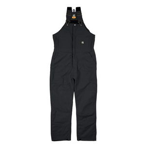Custom Berne Deluxe Insulated Bib overalls.