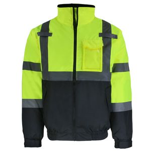 Safety Brite High Visibility Winter Jacket