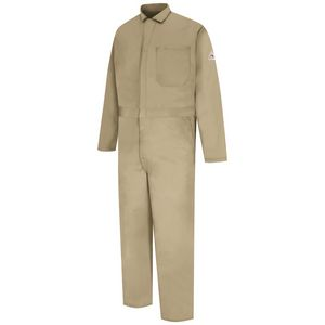 Custom Bulwark FR Contractor Coverall HRC 2 ARC Rating 10
