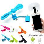 Custom Portable USB Cellphone Fan