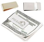 Custom Stainless Steel Executive Money Clip