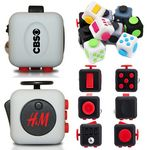 Custom Classic Fidget Cube Stress Reliever Toy
