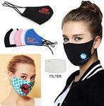 Custom Customized Reusable Face Mask with Filter