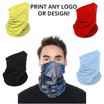 Full Color Neck Gaiter Face Bandana Mask