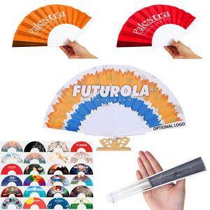 Foldable Fancy Hand Fan