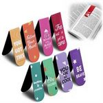 Colorful Folding Magnetic Bookmark