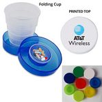 Custom Collapsible Travel Cup Pill Holder