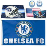 Full Color Custom Flag - 3' x 2'