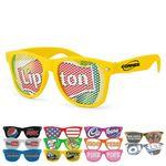 Pinhole Wayfarer Sunglasses