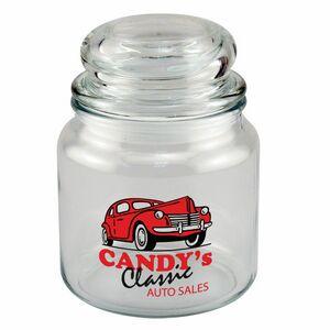 16 Oz. Apothecary Jar