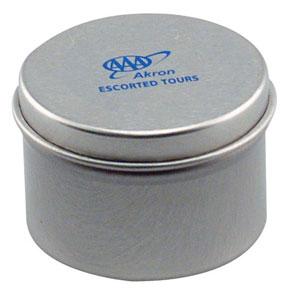2 Oz. Tin Container