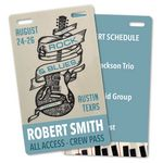 Custom Xpress Permanent Event Name Badges, 3