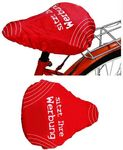 Custom Polyester Bike Seat Cover