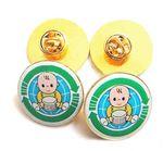 Custom Epoxy Dome Lapel Pins