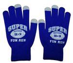Custom 3 Fingers Touch Screen Gloves