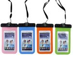 Custom Waterproof Cell Phone Bag W/Compass